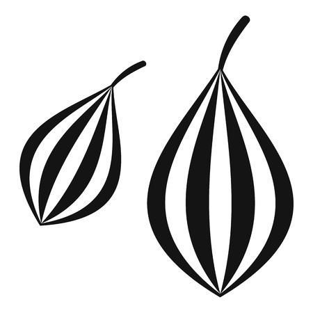 Trachyspermum ammi icon, simple style