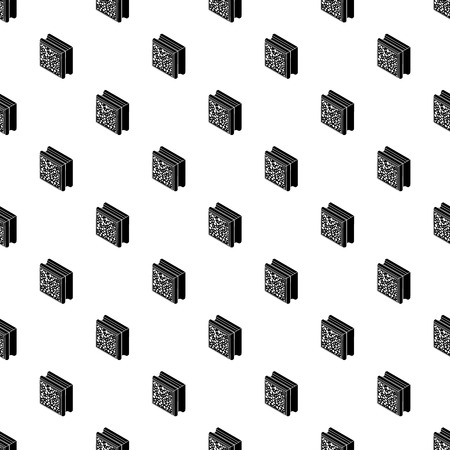 Glass construction block pattern vector seamless repeating for any web design