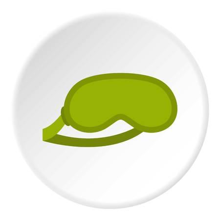 Pharmaceuticals bottle icon circle