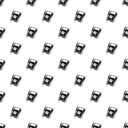 Multi meter pattern vector seamless repeating for any web design