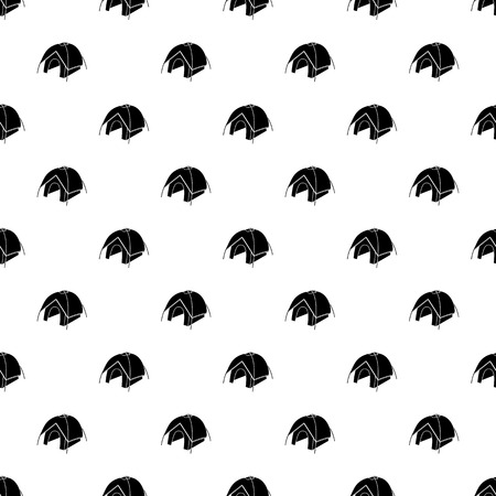Tent pattern vector seamless repeating for any web design