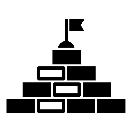 Teamwork brand icon, simple style