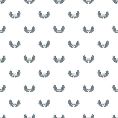 angel wing pattern vector seamless royalty free cliparts vectors