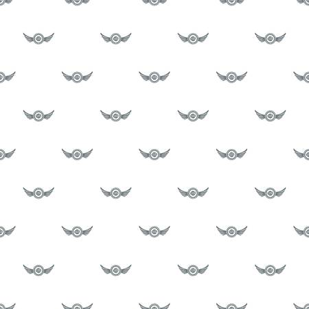 Cap beer pattern vector seamless