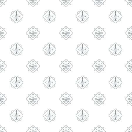 Violin pattern vector seamless repeat for any web design