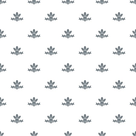 Beet pattern vector seamless