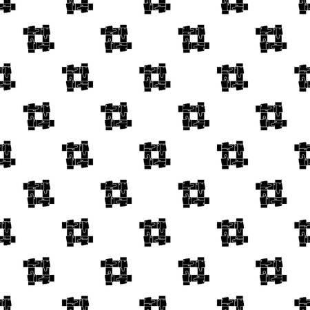 Hands pattern vector seamless
