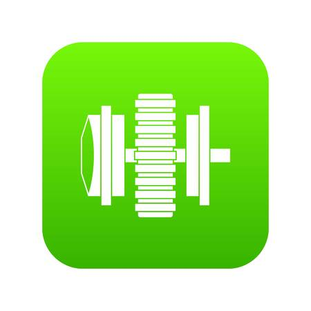 Repair thing icon digital green for any design isolated on white vector illustration