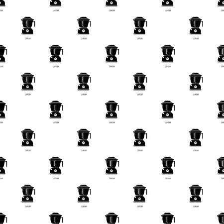 Juicer pattern vector seamless repeating for any web design Illustration