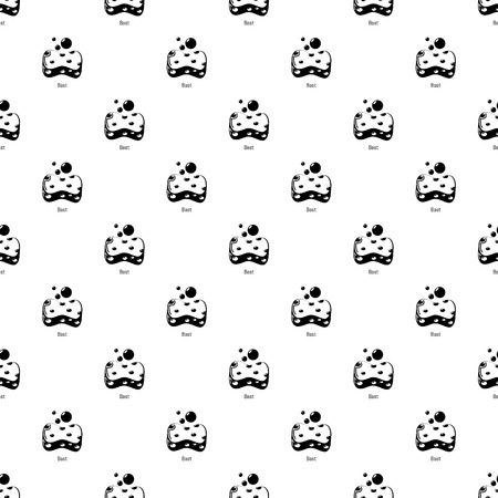 Bast pattern vector seamless repeating for any web design