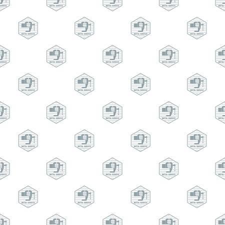 Vise pattern vector seamless