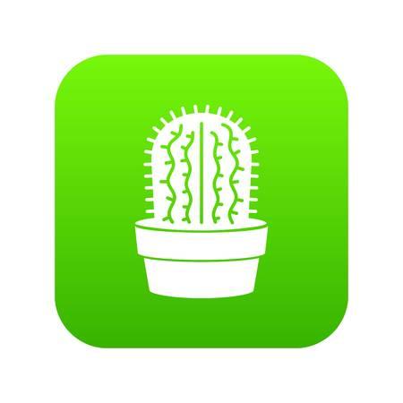 Echinocereus icon green