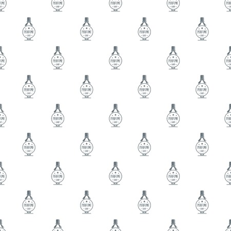 Beauty boutique pattern vector seamless