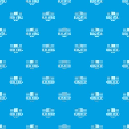 Best quality pattern vector seamless blue Ilustrace