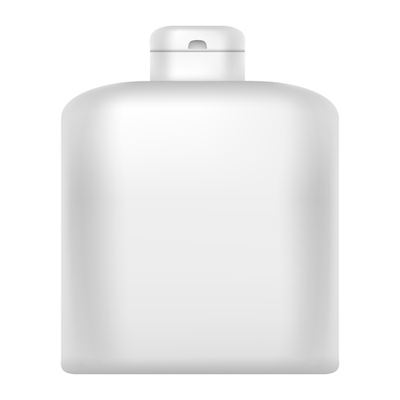 Conditioner bottle icon. Realistic illustration of conditioner bottle vector icon for web design 向量圖像