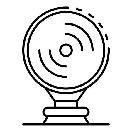 Home Security Alarm Symbol