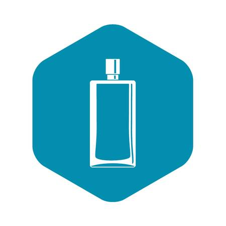 Scent bottle icon, simple style