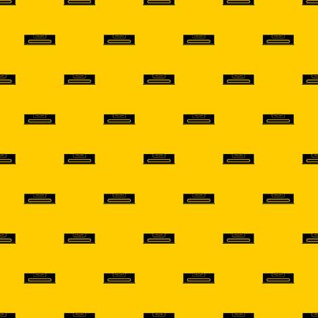 Building level pattern seamless vector repeat geometric yellow for any design