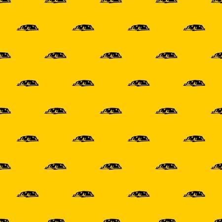Cliff pattern vector Ilustração