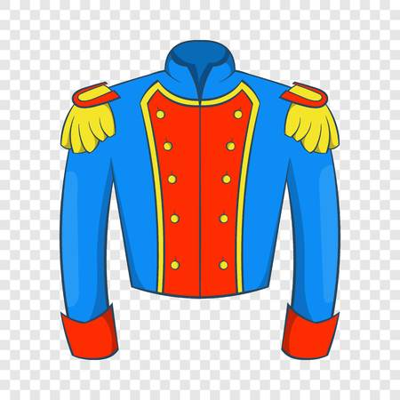 French historical uniform of soldier icon