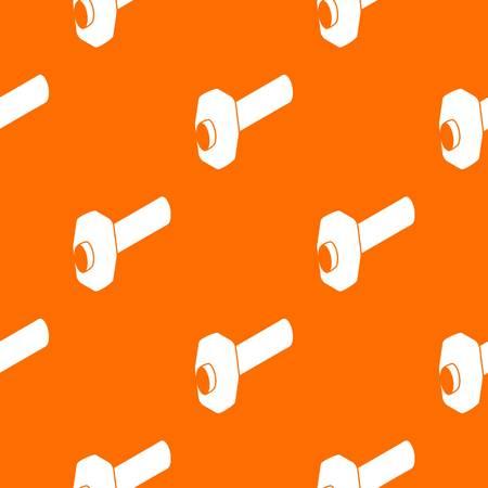 Sledgehammer pattern vector orange for any web design best