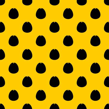 Pomelo pattern seamless vector repeat geometric yellow for any design