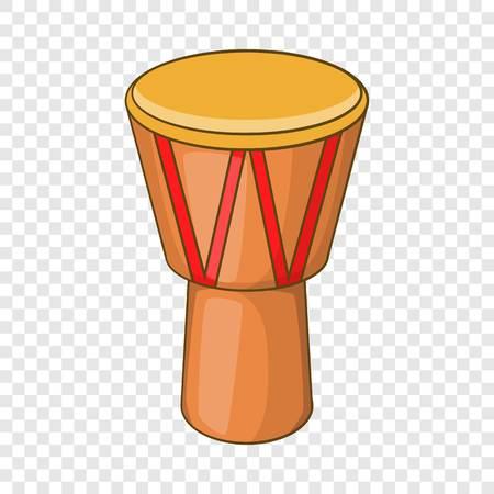 Australia drum icon. Cartoon illustration of Australia drum vector icon for web design  イラスト・ベクター素材