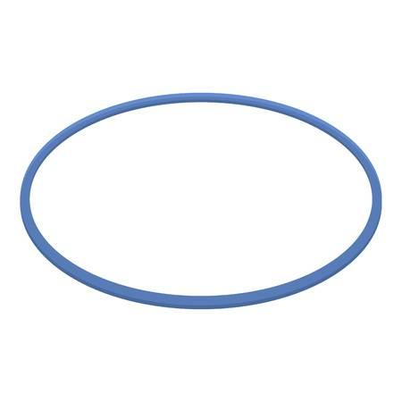 Gymnastic circle icon, isometric style