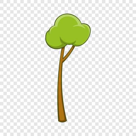 Sapling icon. Cartoon illustration of sapling vector icon for web Illustration