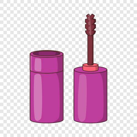 Mascara icon. Cartoon illustration of mascara vector icon for web design 일러스트