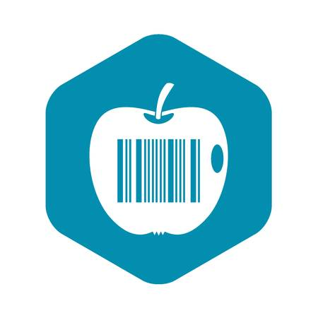 Code to represent product identification icon