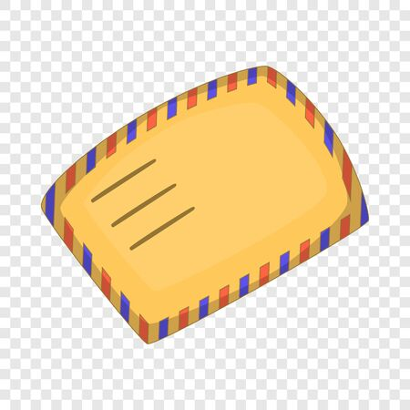 Envelope icon. Cartoon illustration of envelope vector icon for web Фото со стока - 126451689