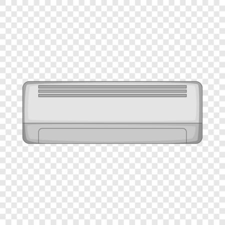 Conditioner icon, cartoon style