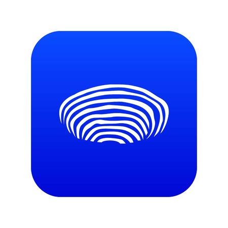 Quarry icon, simple style