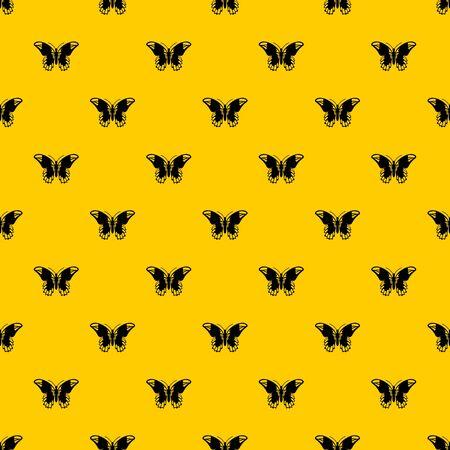 Admiral butterfly pattern vector Ilustracja