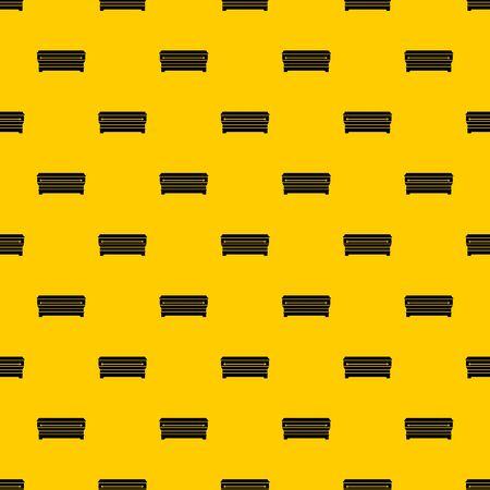 Coffin pattern vector Reklamní fotografie - 127614785