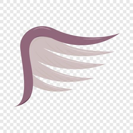 Bird wing icon, cartoon style Banque d'images - 128928911