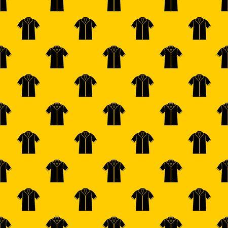 Shirt polo pattern vector Illustration