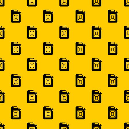 Jerrycan pattern vector