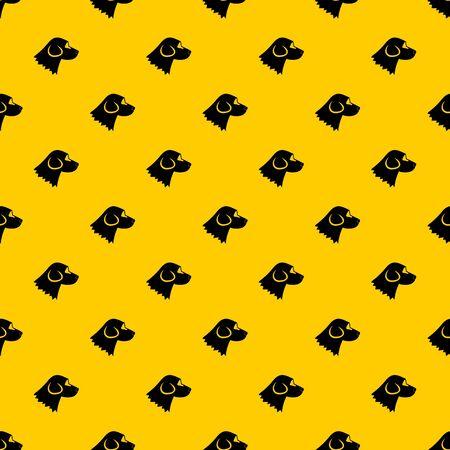 Beagle dog pattern