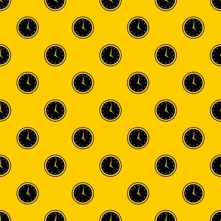 Watch pattern Stock Photo