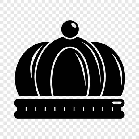Empire crown icon. Simple illustration of empire crown vector icon for web