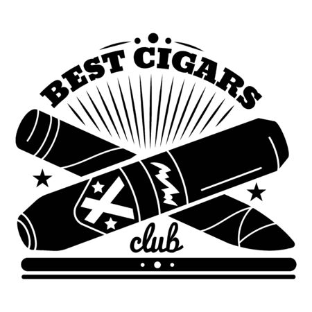 Best cigars club, simple style