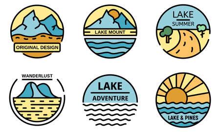 Lake vector flat