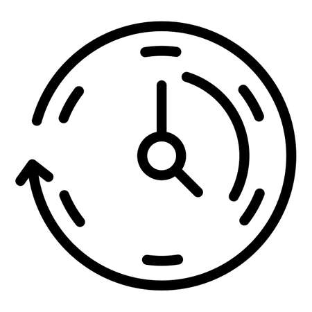 Business opportunity icon, outline style