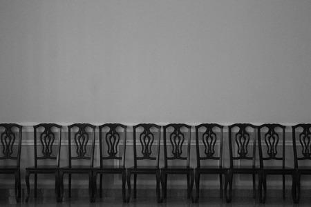 chairs Reklamní fotografie