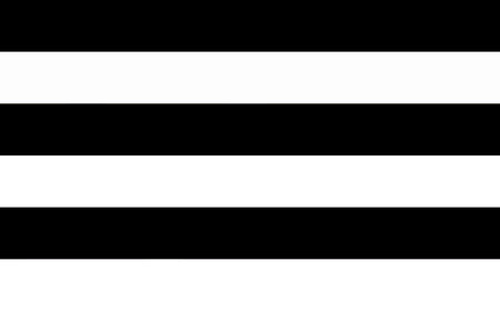 sexual orientation: Straight pride flag in vector format. LGBT community flag. Illustration