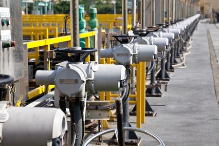 aguas residuales: Fila de entradas en EDAR