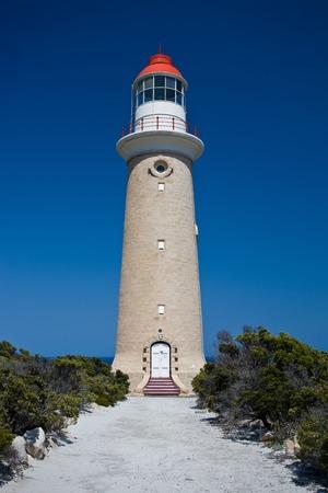 kangaroo island: Cape Du Couedic lighthouse on Kangaroo Island of Australia