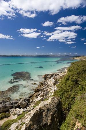 kangaroo island: Vivonne Bay on Kangaroo Island of Australia